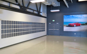 Steve Jurvetson The Tesla Patent Wall at HQ, now set free