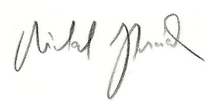 Signature Horacek