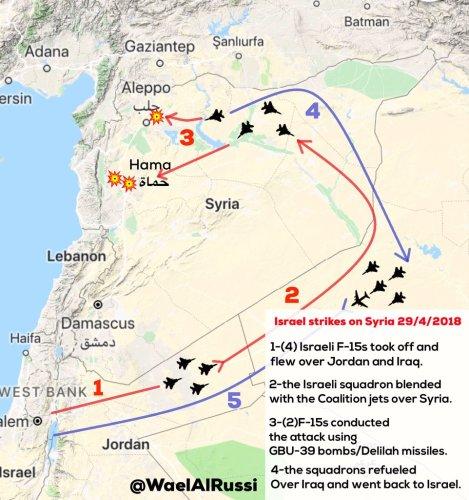 Israeli Attack