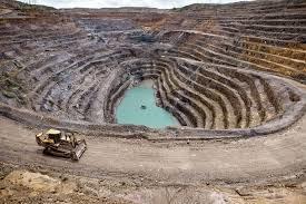Moderní Těžba
