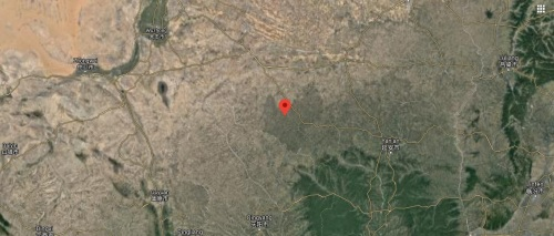2B Loess Plateau Mapa